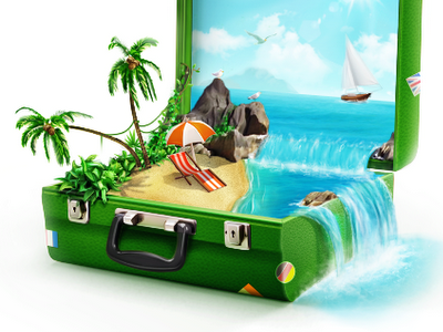 Green-Suitcase